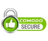Comodo Secure SSL website