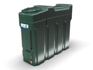 Ecosafe Oil Tank Slimline 1000 litres