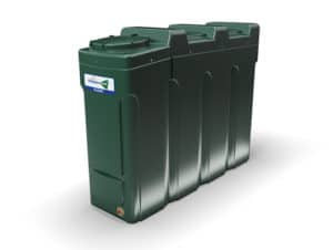 Ecosafe Oil Tank Slimline 1400 litres