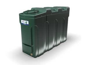 Ecosafe Oil Tank Slimline 2000 litres