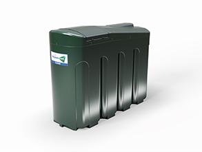 Ecosafe Oil Tank Slimline 4000 litres