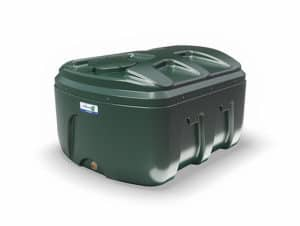 Ecosafe Oil Tank Low Profile 1200 litres