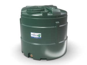 Ecosafe Oil Tank Vertical 1300 litres