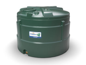 Ecosafe Oil Tank Vertical 2500 litres