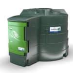3500 litre diesel oil tank