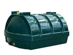 Talking Titan oil tank 1200 Litre Low Profile