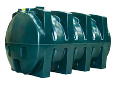 Talking Titan oil tank 1800 Litre