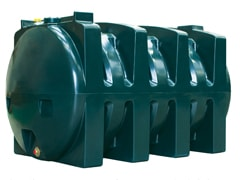talking titan oil tank 2500 litre horizontal single skin