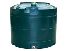 Talking Titan oil tank 2500 Litre Vertical